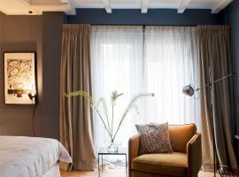 suite no 7, hotel near Rembrandtplein, Amsterdam