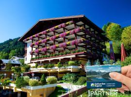 Alpin - Das Sporthotel, hotel v destinaci Zell am See