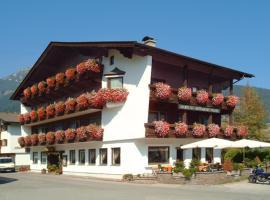 Sporthotel Pechtl, hotel in Lermoos