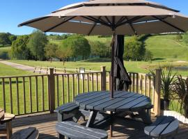 Fingle Glen Golf Hotel, hotel in Exeter
