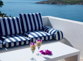 Hidesign Athens Villa In Sounio, pet-friendly hotel in Sounio