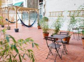 ZooRooms Boutique Guesthouse, pensionat i Barcelona