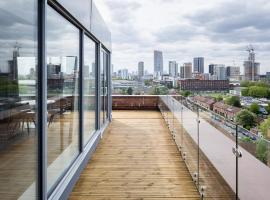 Roomzzz London Stratford, apartamento em Londres