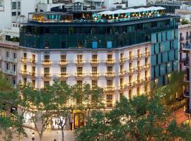 Condes de Barcelona, hotel in Eixample, Barcelona