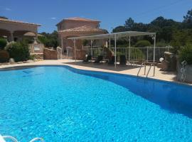 Residence Marina Di A Testa, resort in Sainte-Lucie de Porto-Vecchio
