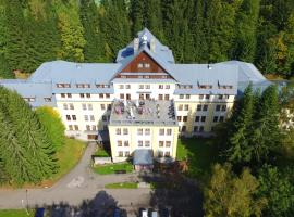 Hotel VZ Bedřichov, отель в городе Шпиндлерув-Млин