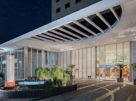 Intercity Ribeirão Preto, hotel em Ribeirão Preto