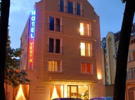 Vesta Hotel, hotel Montanában