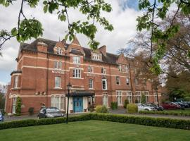 Leamington Spa 1 Bed Luxury Serviced Apartment, hotel in Leamington Spa