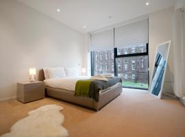 Quartermile Meadows Apartment, apartment in Edinburgh