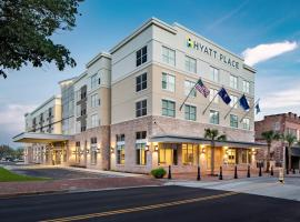 Hyatt Place Sumter/Downtown, hotel v destinaci Sumter