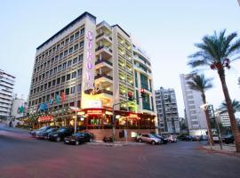 Duroy Hotel, отель в Бейруте