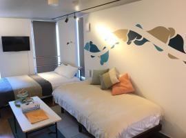 Art Apartment AOCA Sanno MHAK, hotel in Tokyo