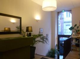 Hotel Beauséjour, hôtel à Toulouse près de: Gare de Toulouse-Matabiau