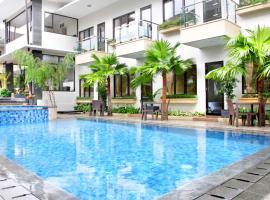 Anugrah Hotel Sukabumi, hotel in Sukabumi