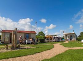 Zonneweelde, Vakantie aan Zee, lodge in Nieuwvliet-Bad