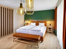 Hirschen Wildhaus, hotel in Wildhaus