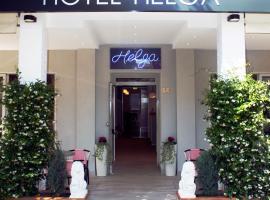 Hotel Helga, hotel poblíž významného místa Caorleský dóm, Caorle