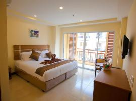 Iris Residence Pattaya, hotel near Bali Hai Pier, Pattaya South