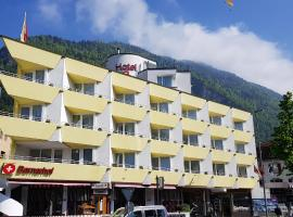 Hotel Bernerhof, hotel near Interlaken Ost Train Station, Interlaken