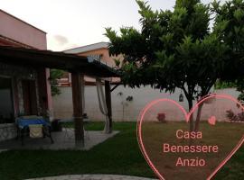 Casa Benessere, pet-friendly hotel in Anzio