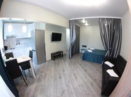 Apartment Elena on Kurskaya, hotel near Bauman Garden, Moscow