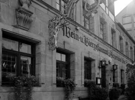 Steichele Hotel & Weinrestaurant, отель в Нюрнберге