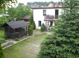 Mieszkania wakacyjne U Donaty, apartment in Swornegacie