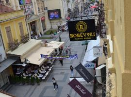 Robevski luxury rooms, hotel in Bitola