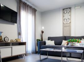 Pomegranade Luxury Apartment, feels like home, family hotel in Alexandroupoli