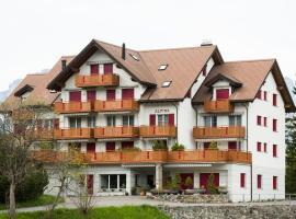 Haus Alpina, hotel in Flumserberg