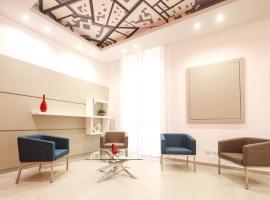 Toledo 16 Luxury Suites, accessible hotel in Naples