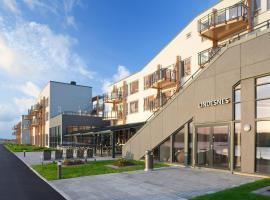 Lindesnes Havhotel, serviced apartment in Spangereid