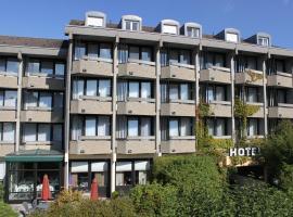 밤베르크에 위치한 호텔 Hotel garni Altenburgblick