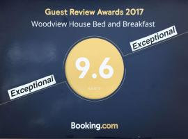 Woodview House Bed and Breakfast, hotel near Frankfield Golf Club, Cork
