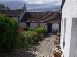 Silver Lining - Cottage by the sea, hotel near Dalmeny House, Edinburgh