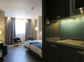 Hg City Suites Barcelona Apartments, apartment in Barcelona