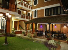 Taleju Boutique Hotel, hotel in Kathmandu