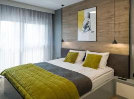 Exclusive Apartment Solna 1 – hotel w pobliżu miejsca Fabryka Schindlera w Krakowie