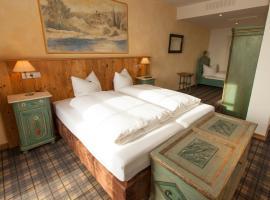 DIE POST Landgasthof Aufkirchen, Hotel in Berg am Starnberger See
