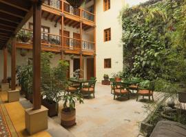 Hotel Santa Lucia Boutique Spa, hotel en Bogotá