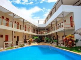 Hotel Mare Mansa, hotel in Jericoacoara