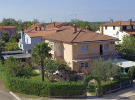 Apartments & Rooms Barbara, Bed & Breakfast in Umag