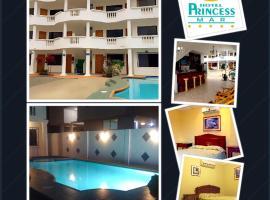 Princess Mar Tonsupa, hotel em Tonsupa