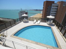 Atlantic Ocean Penthouse Apartment, hotel with pools in Fortaleza