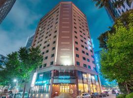 New Seoul Hotel Myeongdong, hotel in Jung-Gu, Seoul