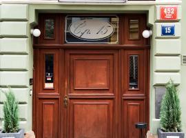 Pension 15 – kwatera prywatna w Pradze