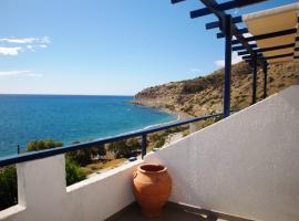 Big Blue Apartments, hotel in Myrtos