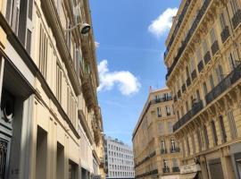 10 rue Chevalier Roze, hotel near Vieux Port Metro station, Marseille