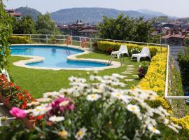 Hotel Avenida, hotel con piscina en San Sebastián